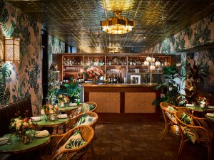The Taste And Color The Most Beautiful Restaurants In The